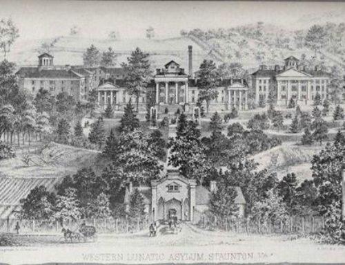 Western State Lunatic Asylum and Martha Saul