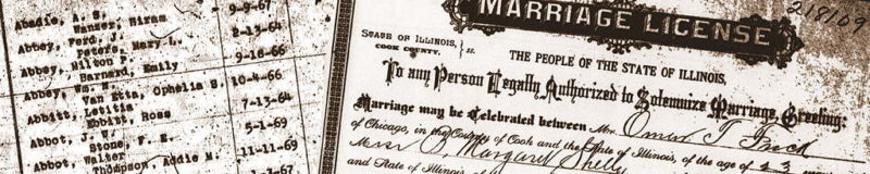 Guide to FamilySearch Marriage Records