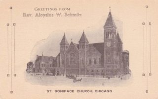 Chicago Genealogy: German-American Church Records and Cemeteries