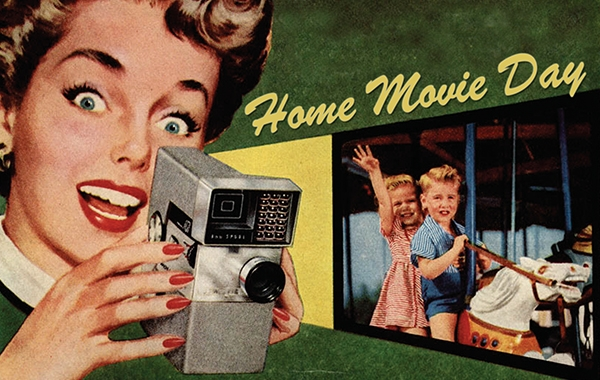 Home Movie Day 2011