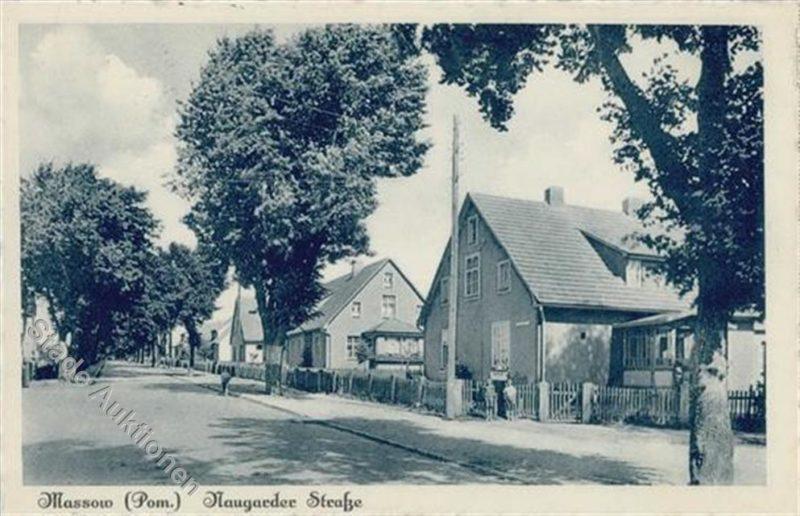Schumanns of Massow, Pomerania, Prussia