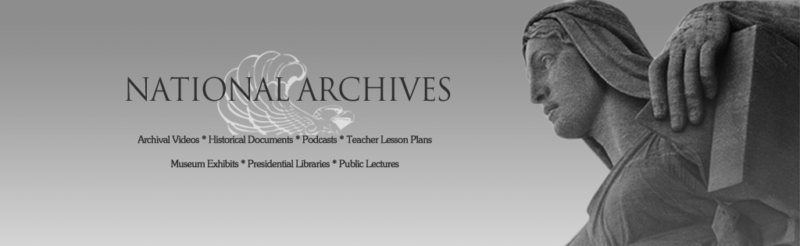 National Archives Now Available on iTunes U