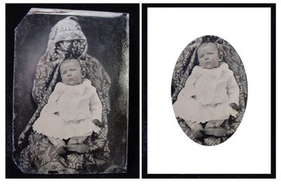 Hidden Mothers in Family Photos
