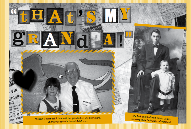That's My Grandpa: Finding Loved Ones in Historical Documents