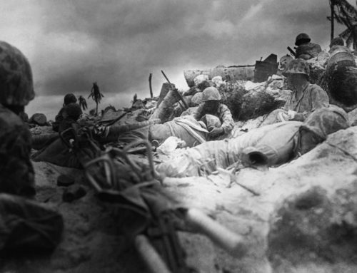 The Search for the Lost Marines of Tarawa