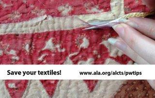 Preservation Week 2014 Textiles sassy jane genealogy
