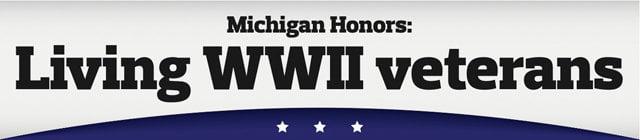 Michigan World War II Veterans sassy jane genealogy