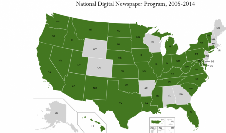 Additions to National Digital Newspaper Program sassy jane genealogy