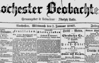 Google News Archive for German newspapers sassy jane genealogy