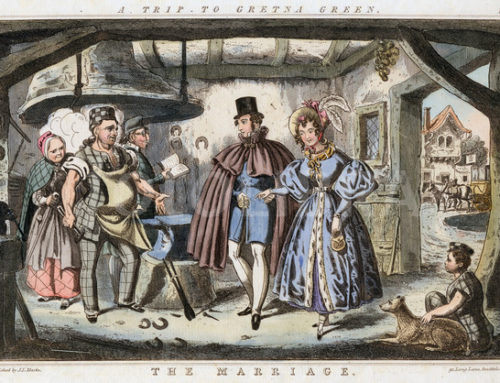 Gretna Green and Marriage Records