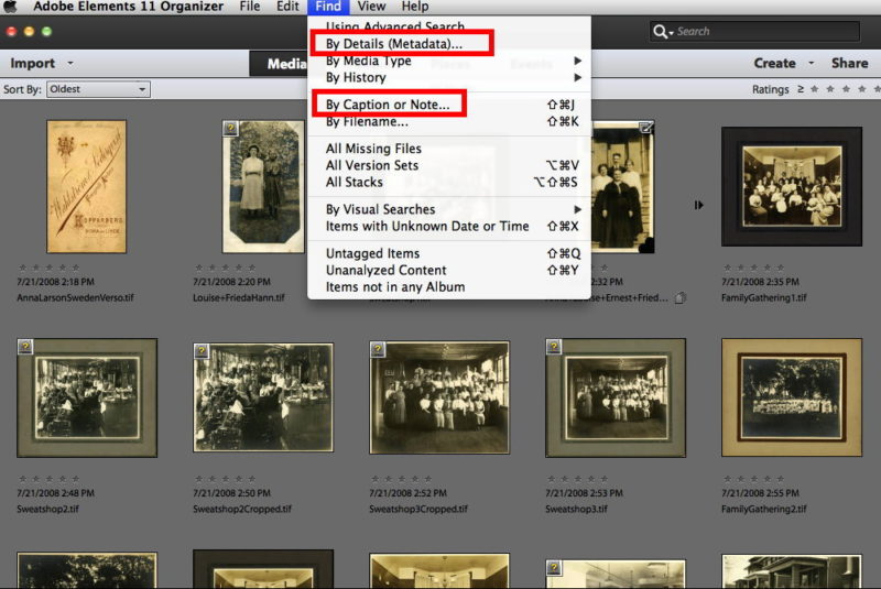 Choosing Image Management Software