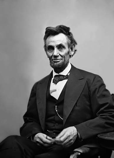 Remembering Lincoln 150 Years Ago