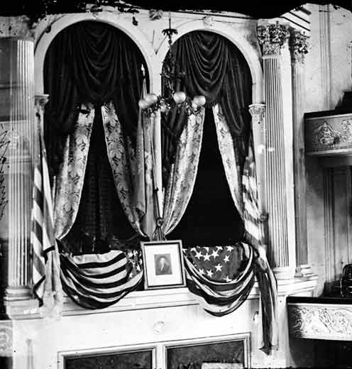 Lincoln and Ford's Theater 150 Years Ago  sassy jane genealogy