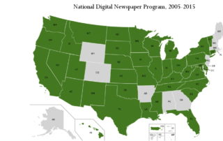 Partners Added to Digital Newspaper Program