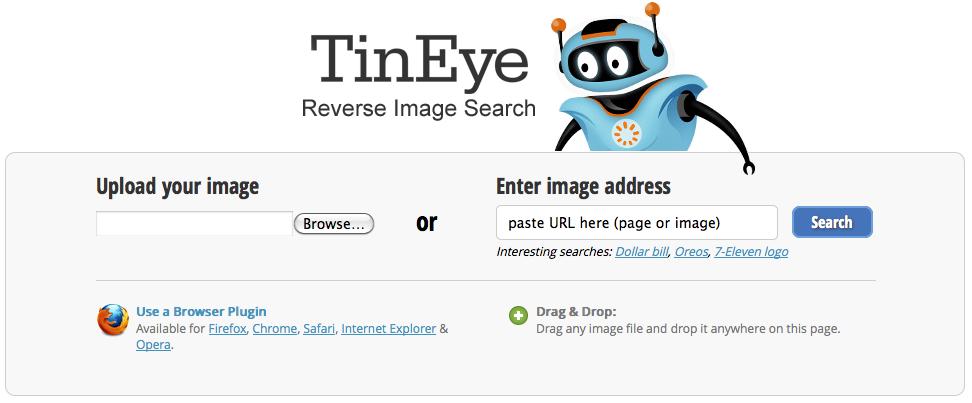 TinEye Reverse Image Search sassy jane genealogy