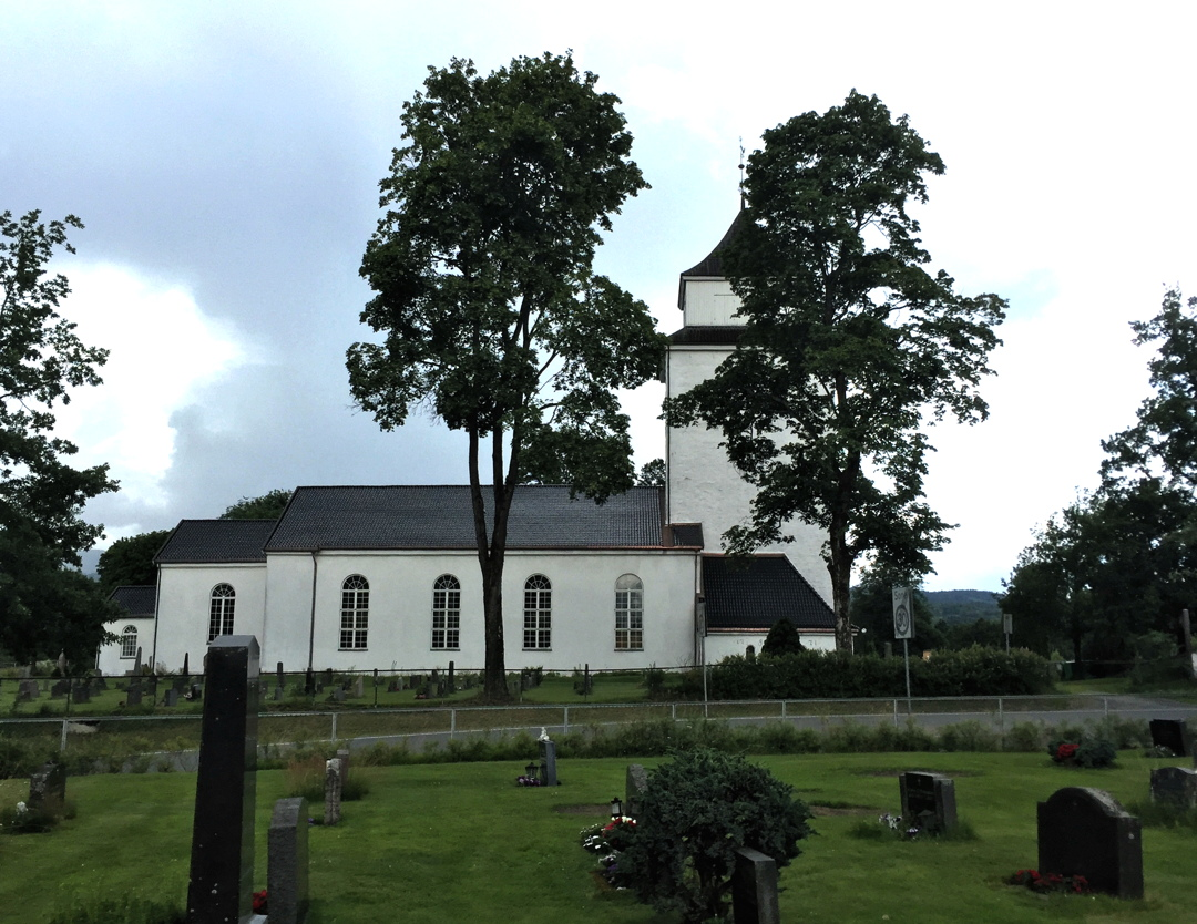 Finding Norwegian Ancestors in Eiker