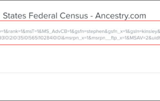 Shortening Ancestry Links
