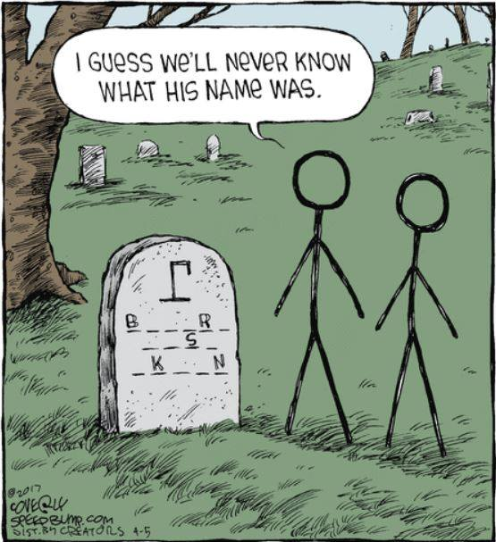 still more genealogy humor
