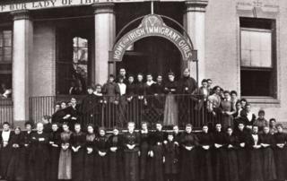 Researching Irish Immigrant Girls in New York