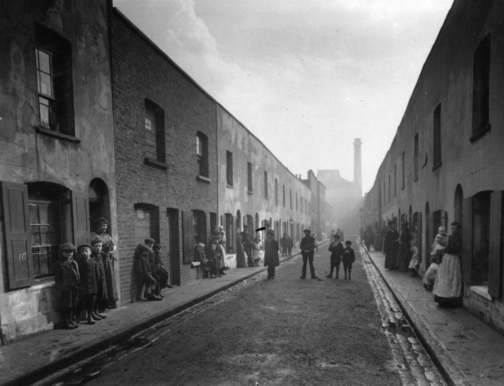 Victorian Slum House on PBS