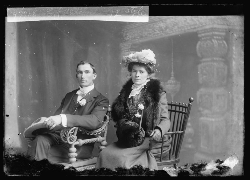 free 19th-century portrait photographs