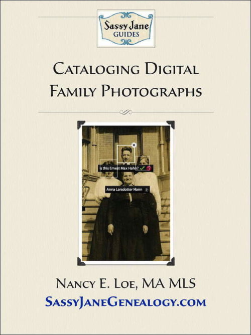 Cataloging Digital Family Photographs