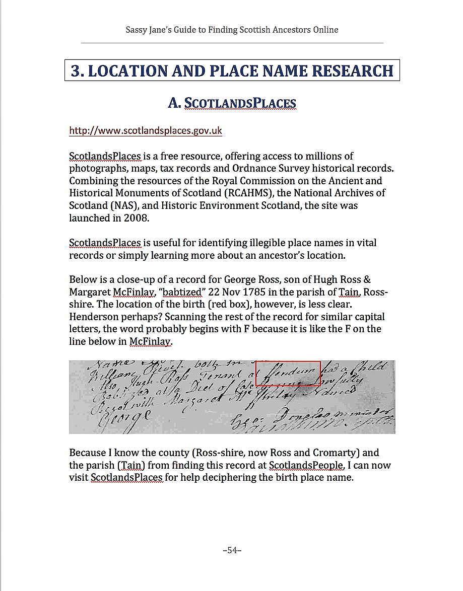 finding_scottish_ancestors_online_place_names
