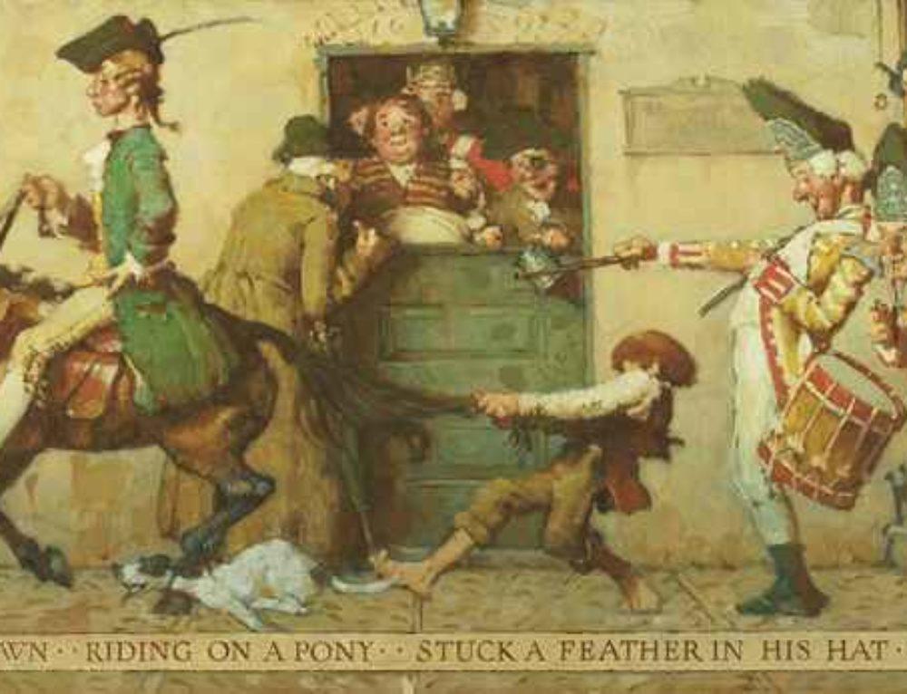 Yankee Doodle Dandy Genealogy