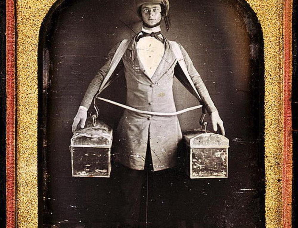 19th-Century Occupational Portraits