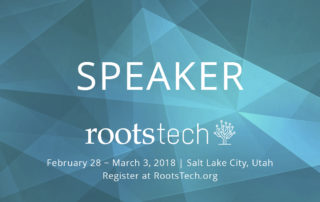Rootstech 2018 Online or In Person