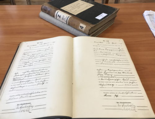 Using Polish Archives for Prussian Research