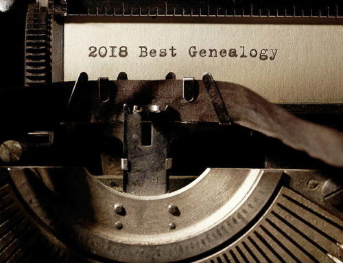 Your 2018 Best Genealogy Things