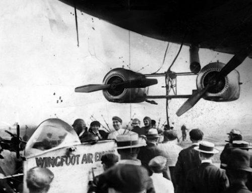 1919 Chicago Dirigible Crash