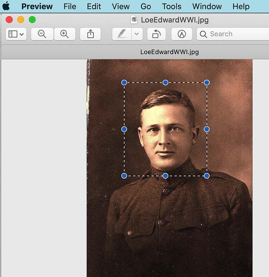aking family photos into digital icons