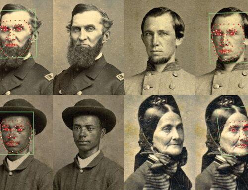 Using Civil War Photo Sleuth