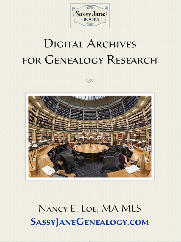 Digital-Archives-for-Genealogy-Research