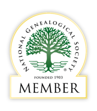 National Genealogy Society member Nancy Loe